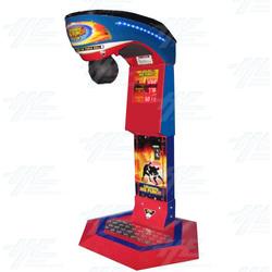 Ultimate Big Punch Ticket Redemption Machine