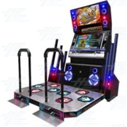 Dance Dance Revolution X Arcade Machine  sc 1 st  Highway Entertainment & Dance Dance Revolution X Arcade Machine - Music Machines - Arcade ...