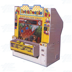 Brick People Arcade Machine