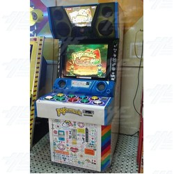 Pop'n Music 18 Arcade Machine