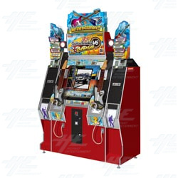 GuitarFreaks V6 Arcade Machine