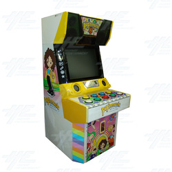 Pop'n Music 8 Arcade Machine