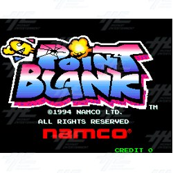 Point Blank PCB - Faulty