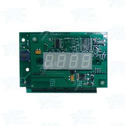 4 Digit Display Timer