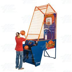 i-Jump Basketball Redemption Machine