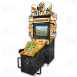 Primeval Hunt SD Arcade Machine