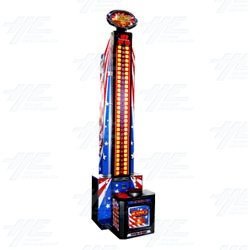 King of the Hammer DX Arcade Machine