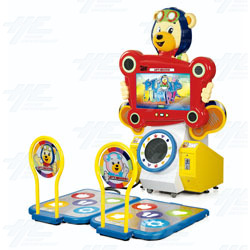 Pump Jump Kids Arcade Machine