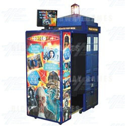 Doctor Who (Photo Booth)