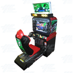 Wangan Midnight Maximum Tune 3DX Plus Arcade Machine