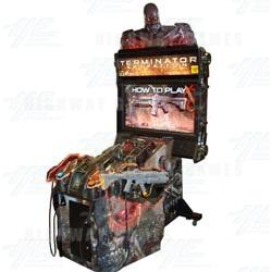 """Terminator Salvation 42"""" Arcade Machine"""