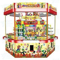Super Mario Fushigi no Korokoro Party 2 Medal Machine