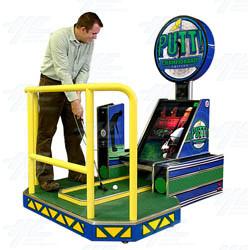 Putt! Championship Edition Arcade Machine