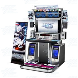 Beatmania II DX 17 Arcade Machine