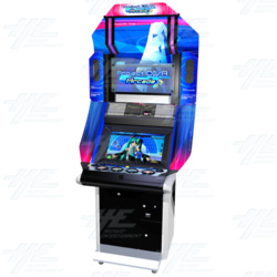 Hatsune Miku: Project Diva Arcade Machine