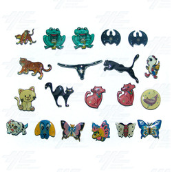Magnets - Cartoon Animals (20pcs)