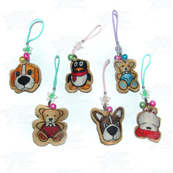 Keyrings - Small Size - Lot 2 (159pcs)