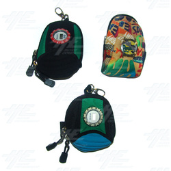 Fabric Coin Bags - Large (12pcs)