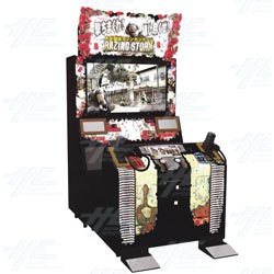 Razing Storm SD Arcade Machine