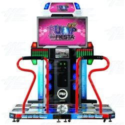 Pump it Up: Fiesta Arcade Machine