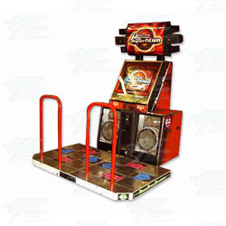 Dancing Stage SuperNova Arcade Machine