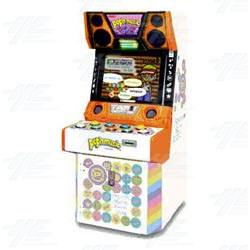 Pop'n Music 10 Music Arcade Machine