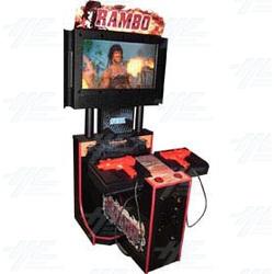 Rambo SD Arcade Machine