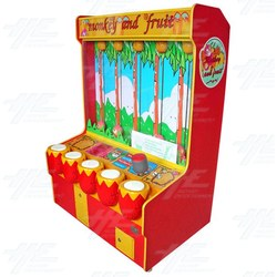 Monkey and Fruit Redemption Machine