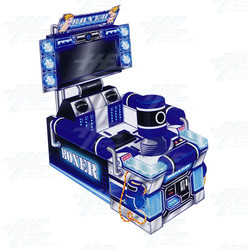 Live Boxer Boxing Machine