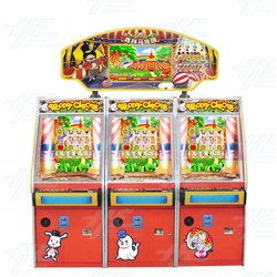 Woody Circus Redemption Machine