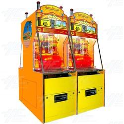 Golden Queen Twin Redemption Machine