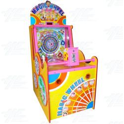 Magic Wheel Redemption Machine