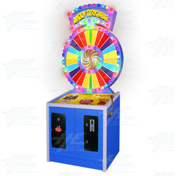 Lucky Turning Redemption Machine