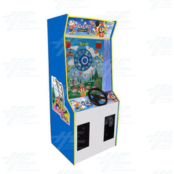 Color Ball Redemption Machine