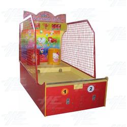 Treasure Tub Redemption Machine