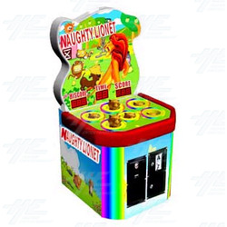 Naughty Lionet Redemption Machine