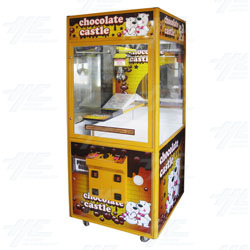 Chocolate Castle Crane Machine