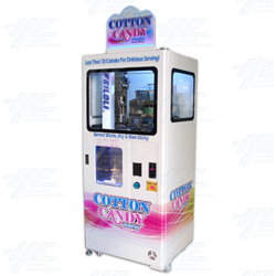 Cotton Candy Party Vending Machine