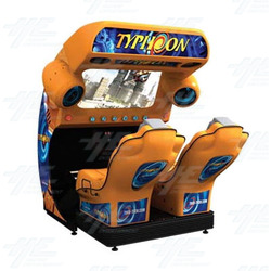 Typhoon Arcade Simulator