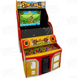 Star Ball Redemption Machine