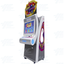 Hidden Catch 5 Arcade Machine