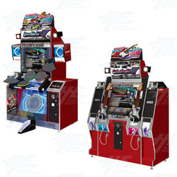 GuitarFreaks V7 + Drum Mania V7 Arcade Machine