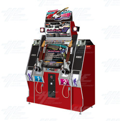 GuitarFreaks V7 Music Arcade Machine