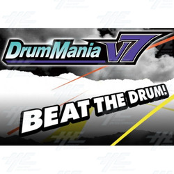 DrumMania V7 PCB Gameboard
