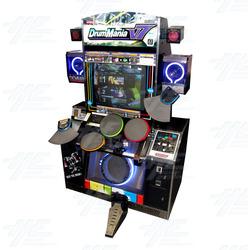 DrumMania V7 Arcade Machine