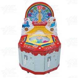 Fantasy Wheel Redemption Machine