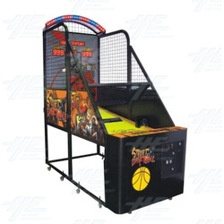 Street Basketball Jr Redemption Machine