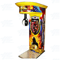 Boxer De Lux 6 Player Boxing Machine