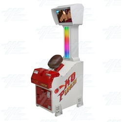 KO Punch Arcade Machine