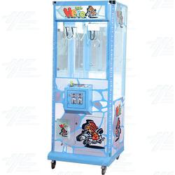 Blue Knight Hero Crane Machine (Tommy Bear)
